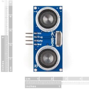 HC-SR04 Ultrasonic Module Distance Measuring Transducer Sensor DC 5V