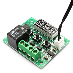 W1209 50~100 digital temperature controller thermostat