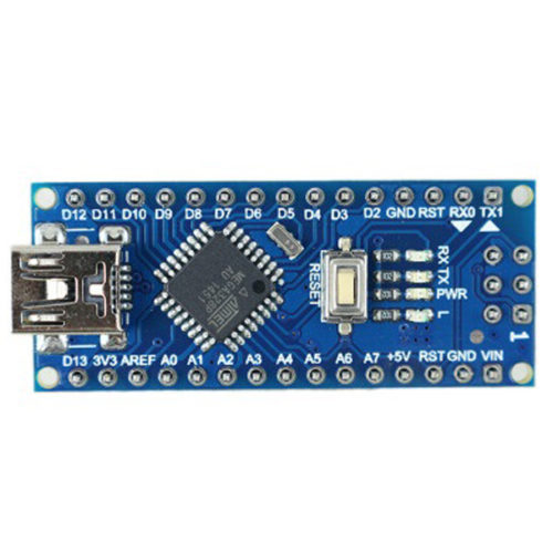 Arduino Nano V3.0 CH340 Chip Compatible with Arduino (Soldered)