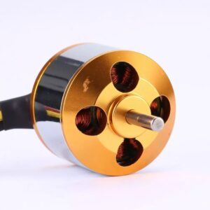 A2212 1000 KV BLDC Brushless DC Motor for Drone (Soldered Connector)