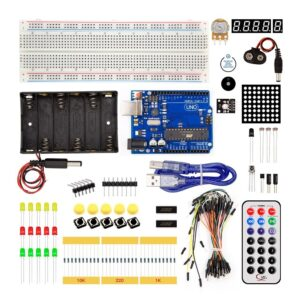 Uno R3 Beginners Kit for Arduino Uno- SECONDRY KIT