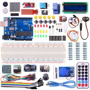 UNO R3 Super Starter Kit
