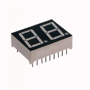 0.56 inch Red 2 Digit 7 Segment LED Display CC 18pin