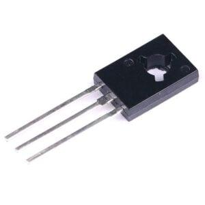 BD140 PNP Bipolar Medium Power Transistor 80V 1.5A TO-126 Package