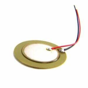 Piezoelectric Plate 4 cm diameter